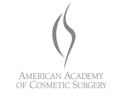 American Academy of Cosmetic Surgery Grey Logo