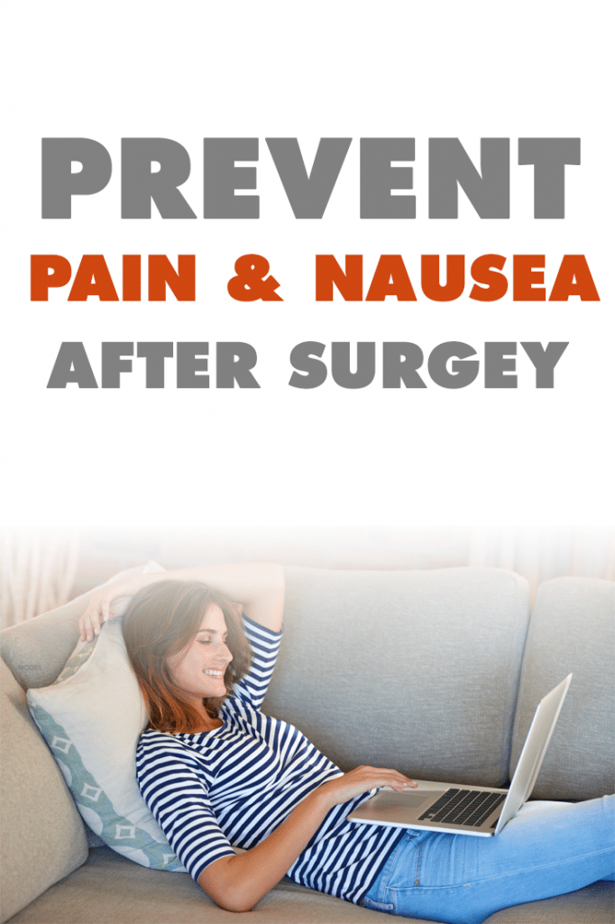 Title Image Prevent Pain And Nausea After Surgery