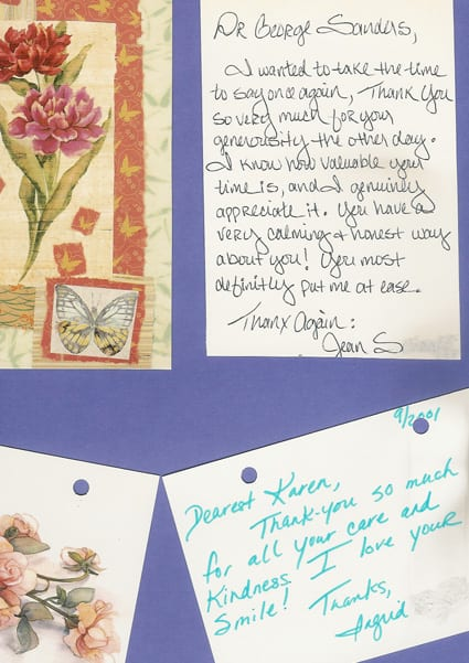 Thank You Letter 12