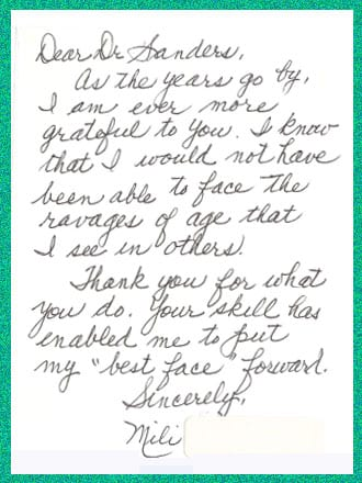 Thank You Letter 22