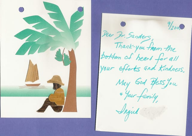 Thank You Letter 7