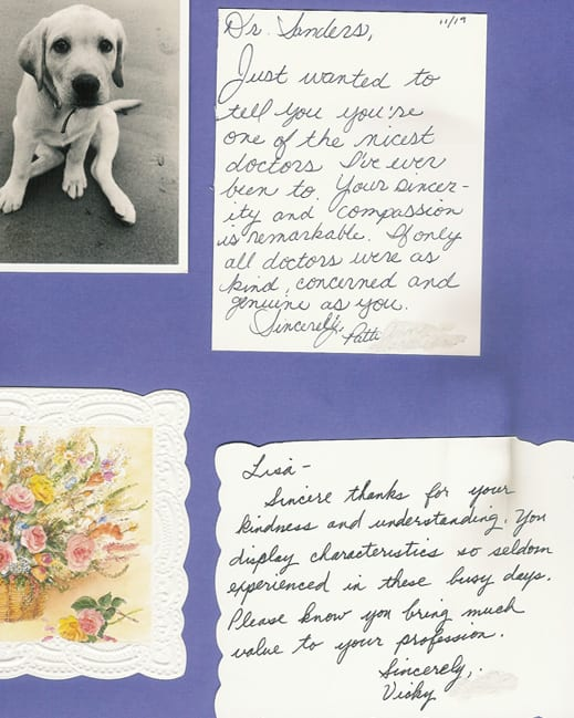 Thank You Letter 9