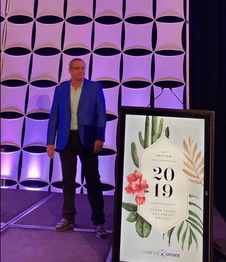 Dr. Canales Speaking In Cabo San Lucas December 2019
