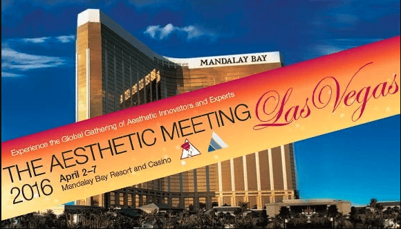 The Aesthetic Meeting April 2016